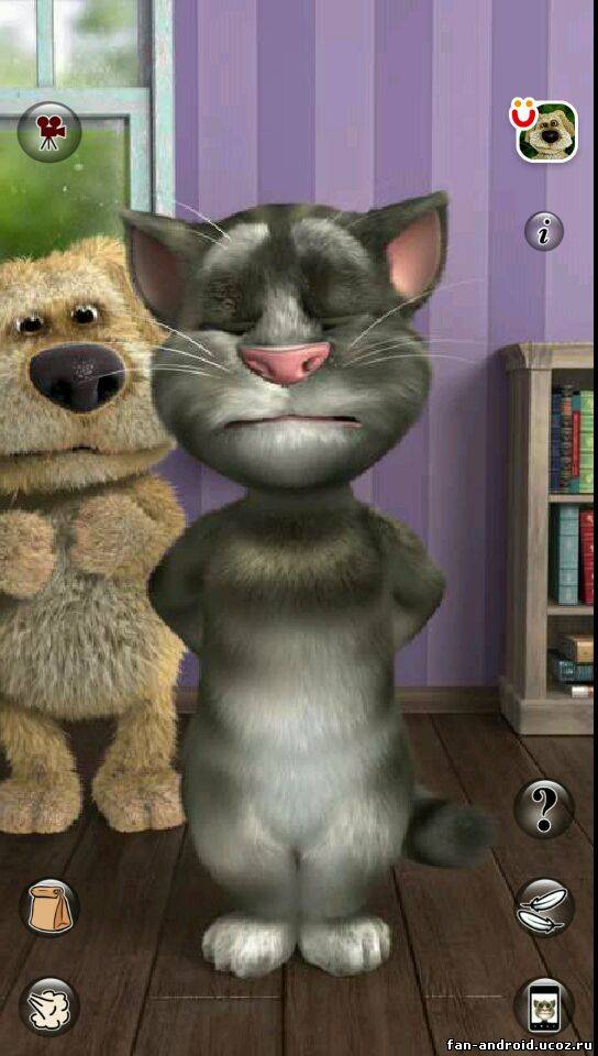 Программа недели. talking tom cat android скачать.